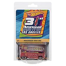 Hot Wheels 31st Annual Collectors Convention Volkswagen Drag Bus