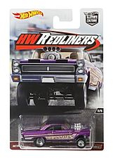 Hot Wheels Car Culture Premium HW Redliners '65 Mercury Comet Cyclone Gasser