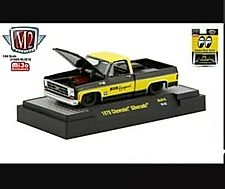 M2 MIJO Exclusive 1979 Chevy Silverado Mooneye Moon Equiped