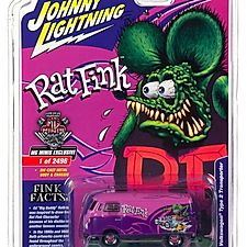 MGMinis Exclusive Rat Fink