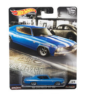 Hot Wheels Car Culture '69 Chevelle SS 396