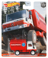 Hot Wheels Car Culture '88 Mercedes Unimog U1300
