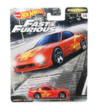 Hot Wheels Fast and Furious Set of 5 Fast Tuners