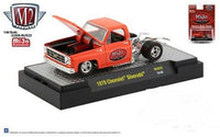 "M2 MACHINES 1979 CHEVY SILVERADO (NO BED) ""MIJO SPEED SHOP"""