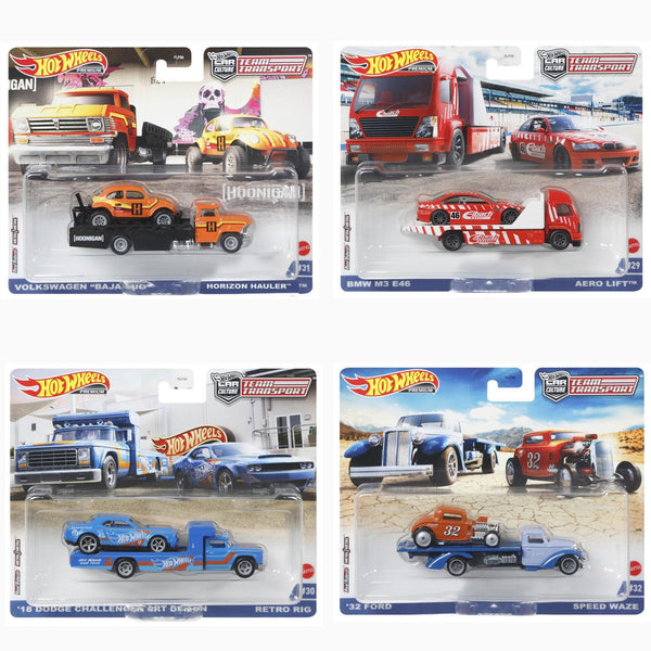 Hot wheels Team Transporter Case FLF56-956L