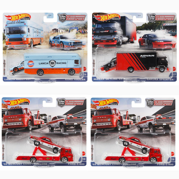 Hot wheels Team Transporter Case FLF56-956K