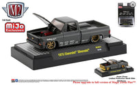 M2 MIJO EXCLUSIVE 1975 CHEVROLET SQUARE BODY TRUCK