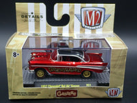 M2 MACHINES 1957 CHEVROLET BEL AIR GASSERS R51 20-02 1:64 CAR