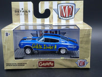 M2 MACHINES 1966 DODGE CHARGER QUICK DRAW GASSER GASSERS R51 20-03 1:64 CAR