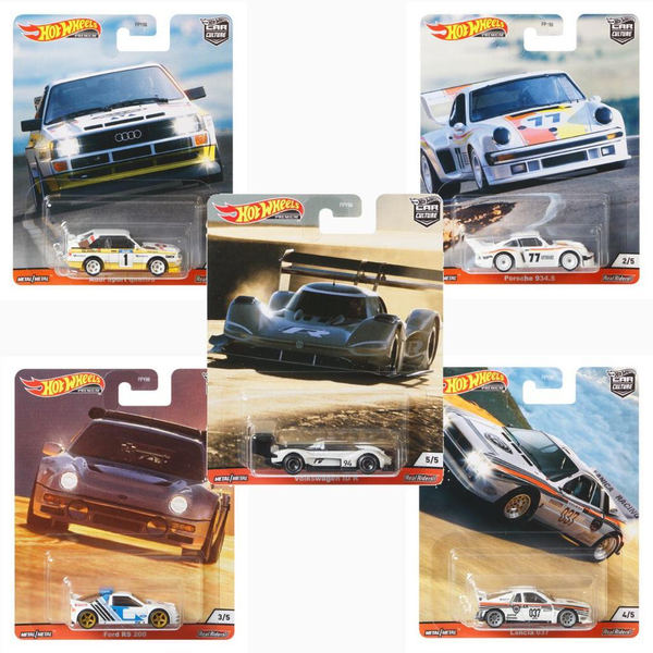 Hot Wheels Car Culture Thrill Climber Set