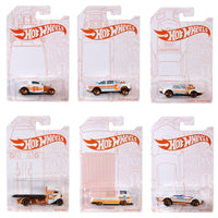 Hot Wheels Pearl and Chrome set of 6 Free Shipping