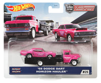 Hot Wheels Team Transport '68 Dodge Dart Horizon Hauler