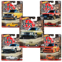 Hot Wheels Car Culture Japan Historics 3 Set of 5
