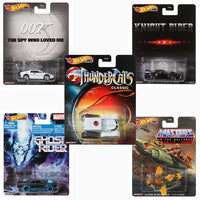 Hot Wheels Retro Entertainment DMC55-956Q Set