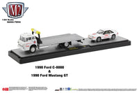 M2 Ford C8000 1990 and Mustang GT 1990 Coca Cola 56000-TW05 1/64