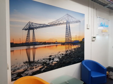 Wall Murals & Large Format – Stephen Hornsey Photography