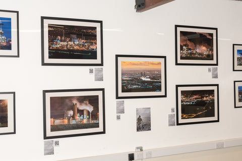 Discover Middlesbrough Festival - Industry at Night Exhibition