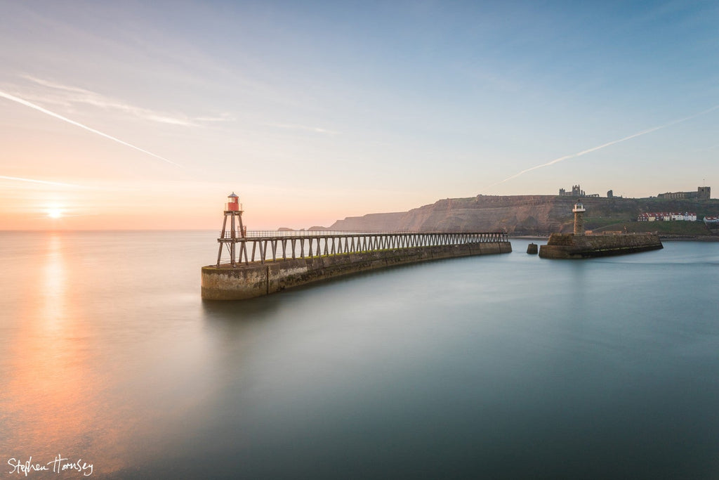 Spring Dawn, Whitby