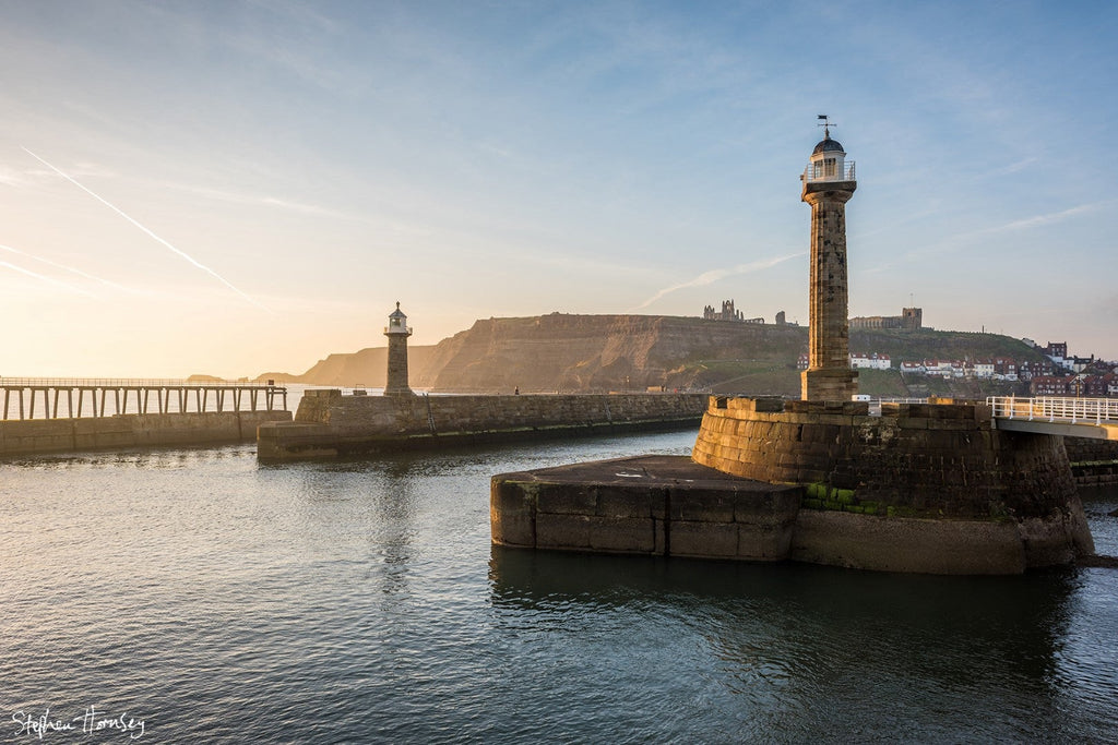 Whitby's Lighthouses
