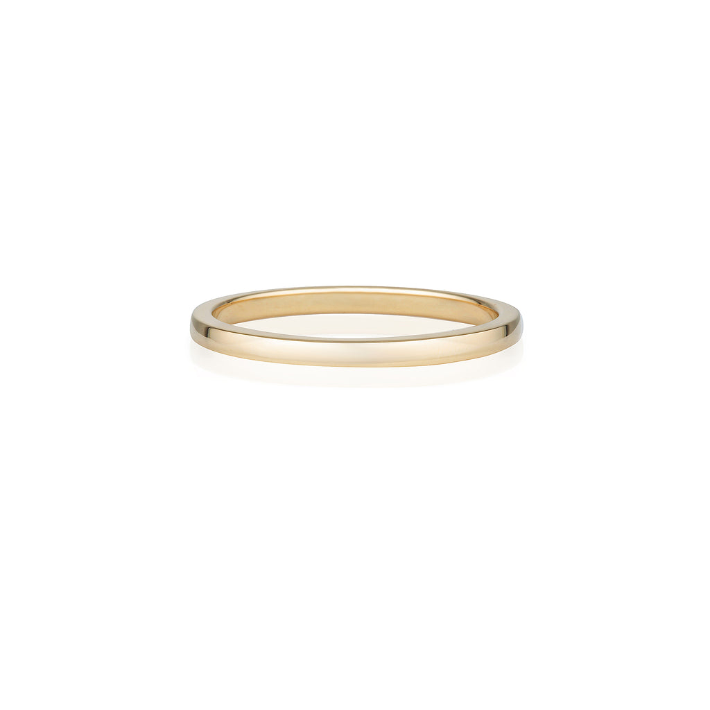 2mm Band | 14k Solid