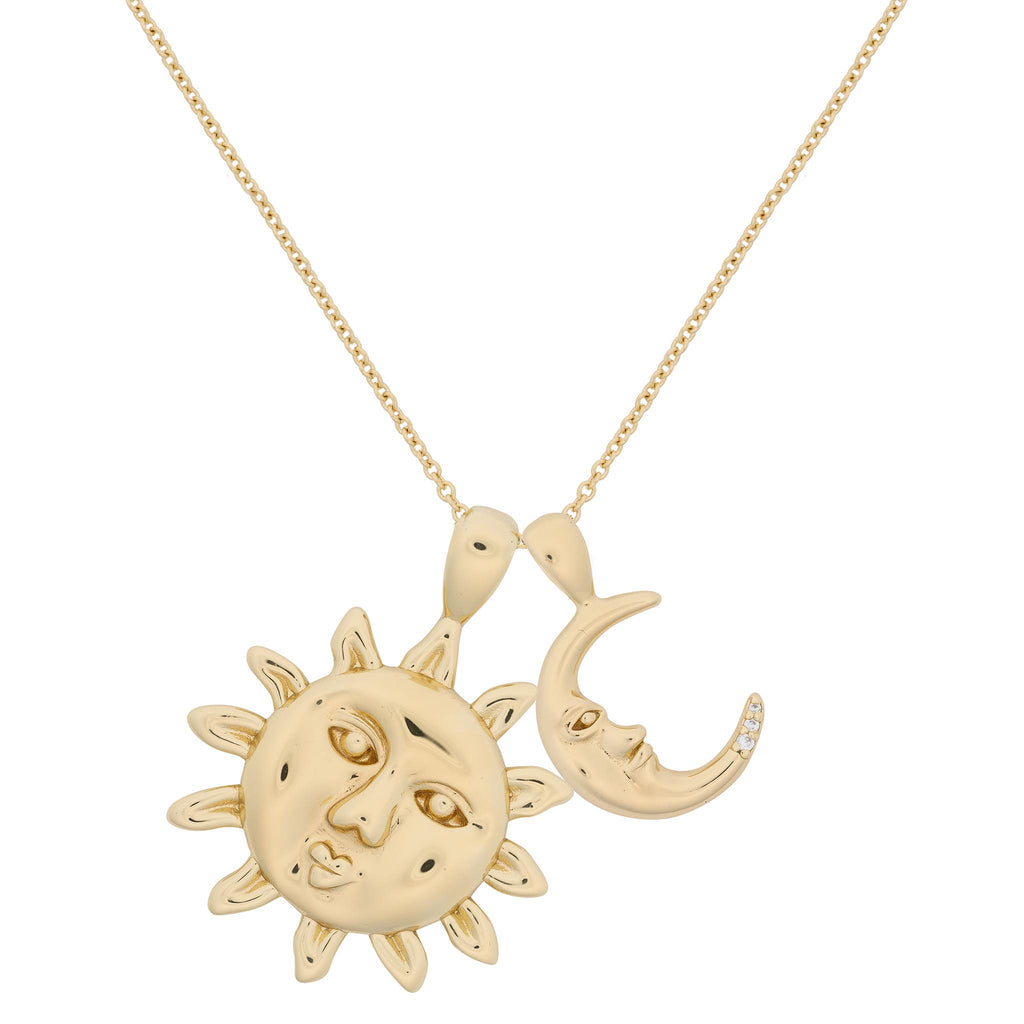 Sole Luna Necklace