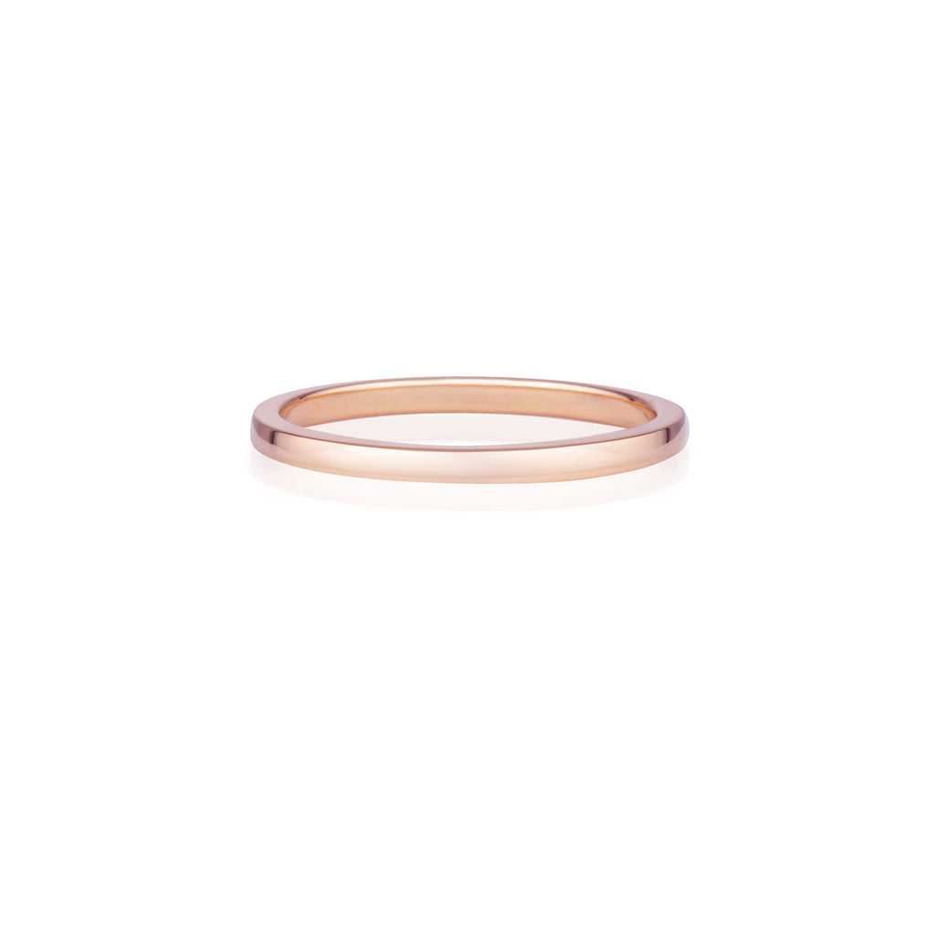 2mm Ring Band | 14k Solid