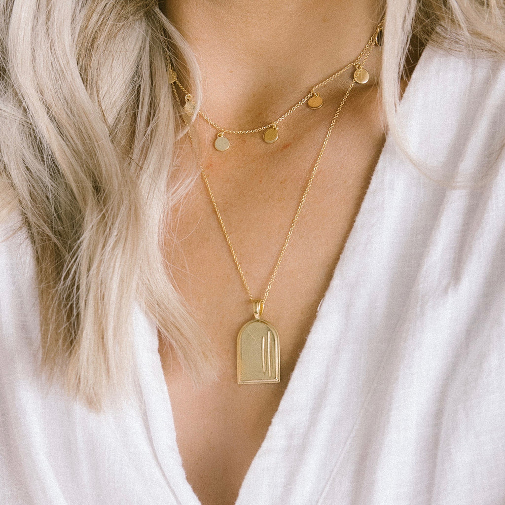 Align Necklace