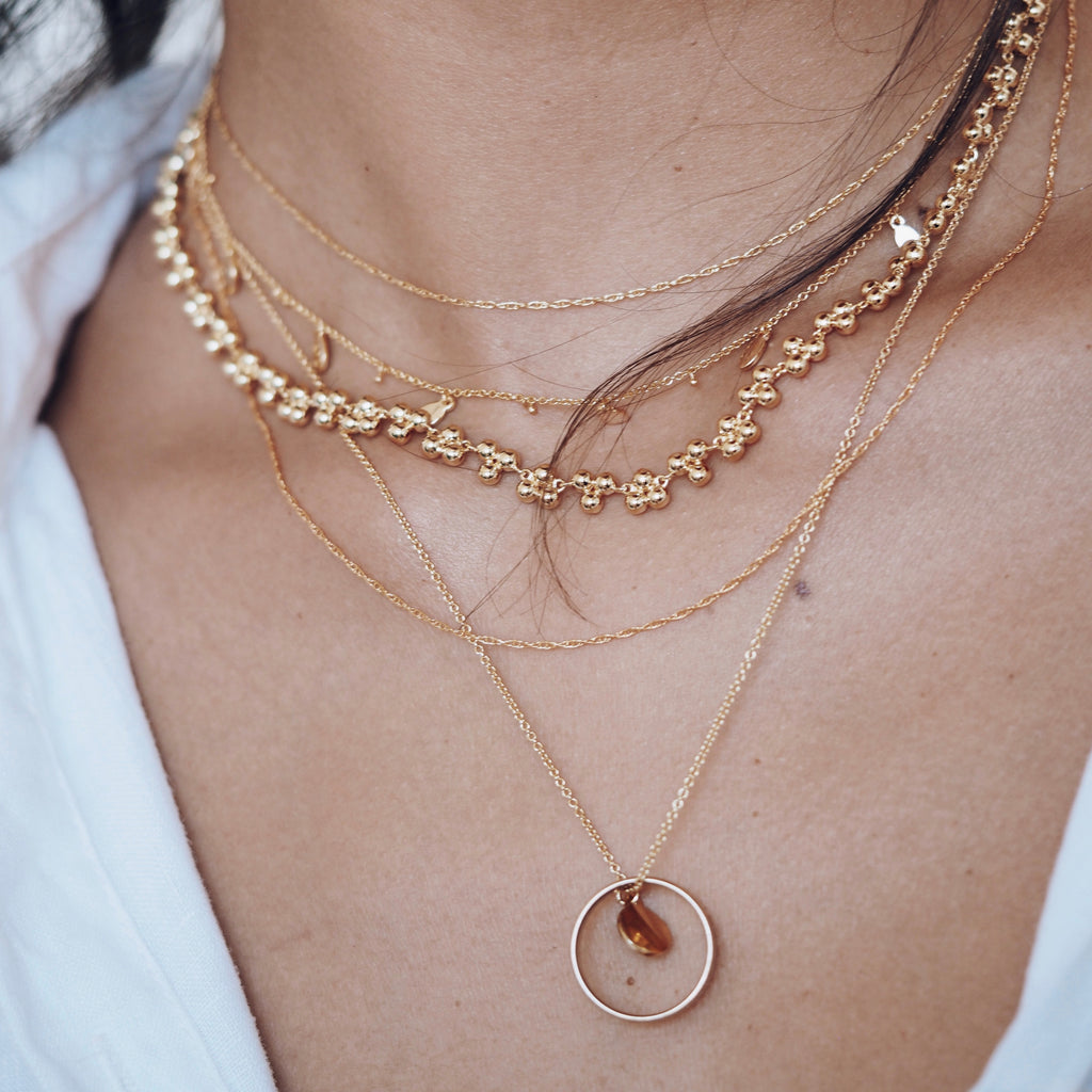 Plain Rope Necklace
