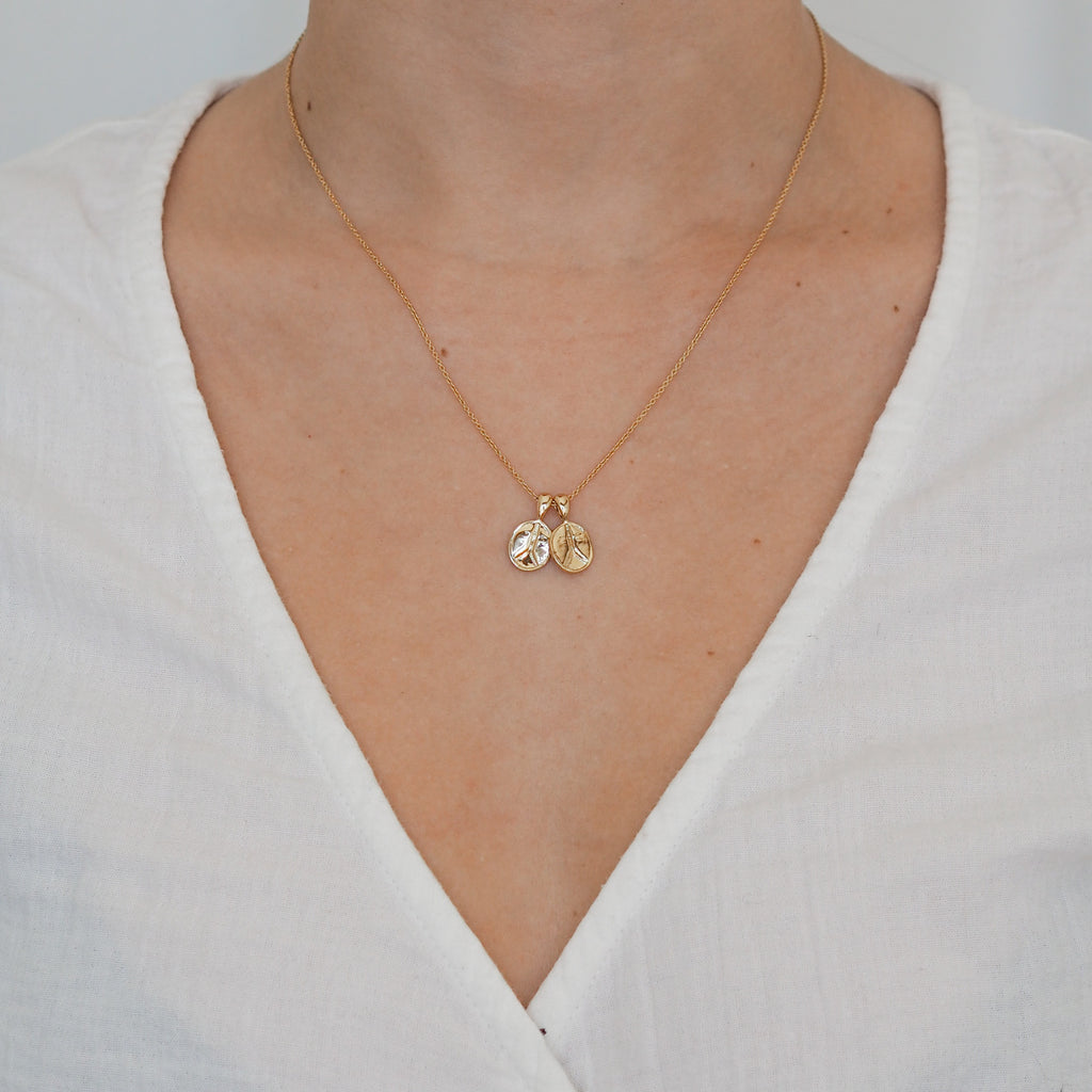 Gemini II Necklace | 2 Small