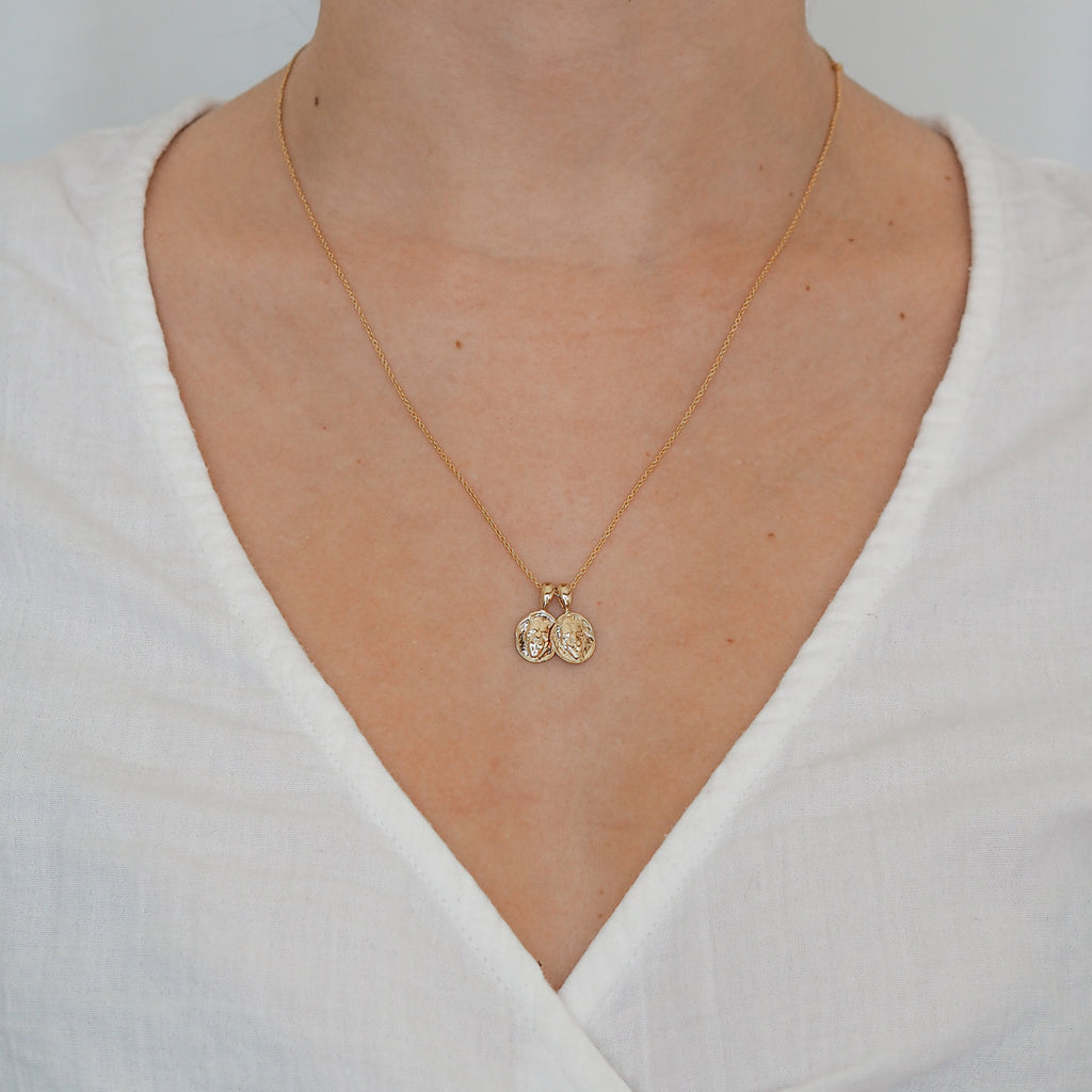 Leo II Necklace | 2 Small