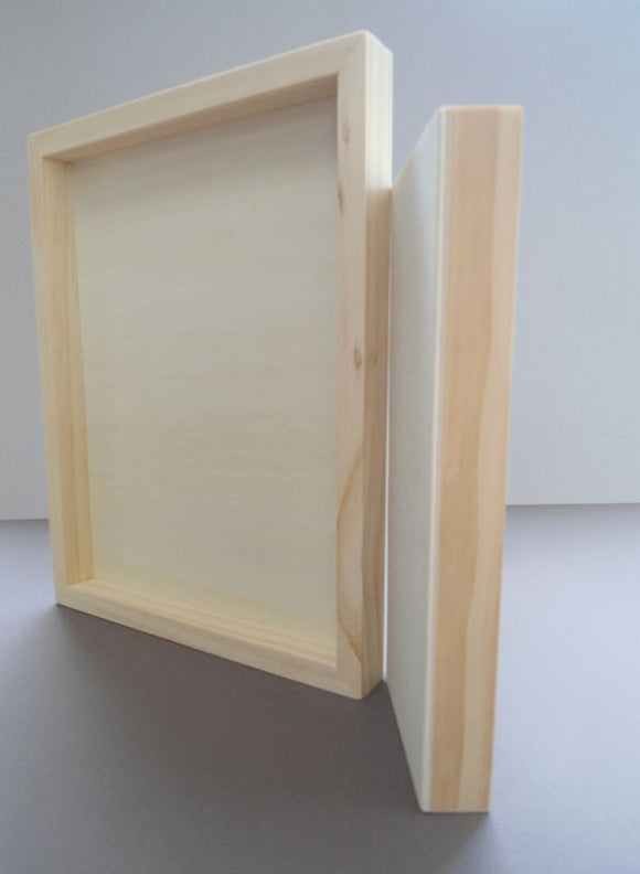 3 Ply Cradled Boards Shallow (2.2cm)