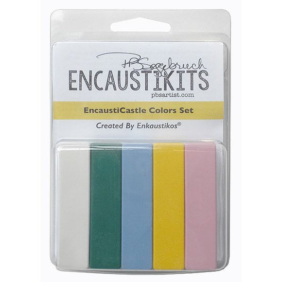 Encausticastle Colors Set