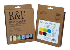 R&F PIGMENT STICKS - Introductory Set