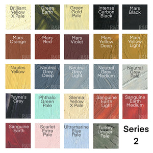 R&F PIGMENT STICKS - Series 2 (38ml)