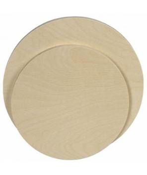 Round Cradled Boards