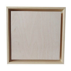 Cradled Board and Frame Set