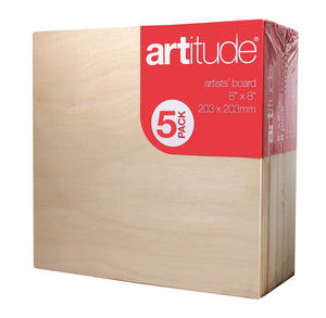 Artitude Board Value Packs (Thick Edge)