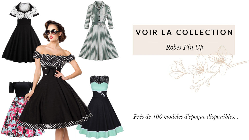 Collection de Robes Vintage