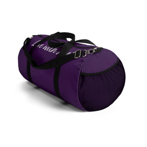 "Sigma Kappa ""Live with Heart"" Duffel Bag"