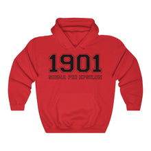Load image into Gallery viewer, Sigma Phi Epsilon Founding Year Hoodie (Red)