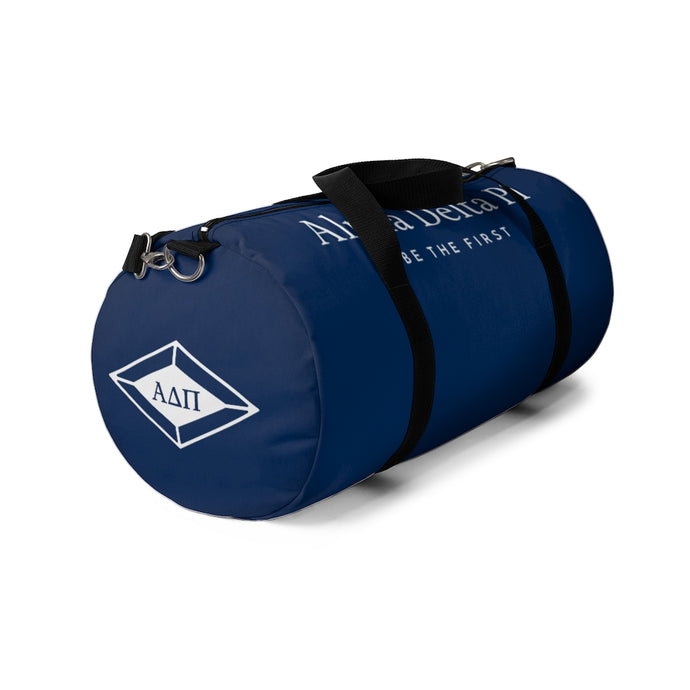 Alpha Delta Pi Official Logo Duffel Bag