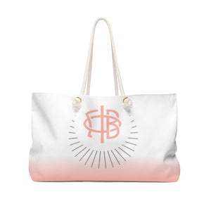 Gamma Phi Beta Official Logo Weekender Tote Bag