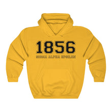 Load image into Gallery viewer, Sigma Alpha Epsilon Founding Year Hoodie (Gold)