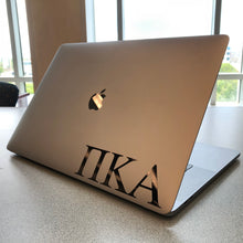Load image into Gallery viewer, Pi Kappa Alpha Greek Letter Decal