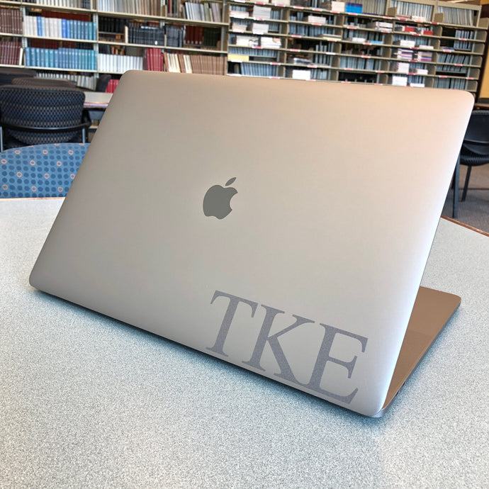 Tau Kappa Epsilon Greek Letter Decal