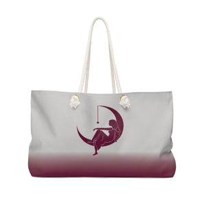 "Lambda Theta Alpha ""Lady on the Moon"" Weekender Tote Bag"