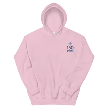 Load image into Gallery viewer, Kappa Kappa Gamma Limited Edition 150th Anniversary Embroidered Hoodie (Light Pink)