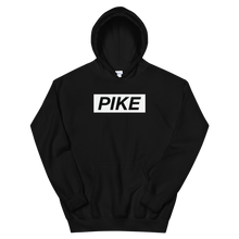 "Load image into Gallery viewer, Pi Kappa Alpha ""PIKE"" Block Hoodie (Black)"