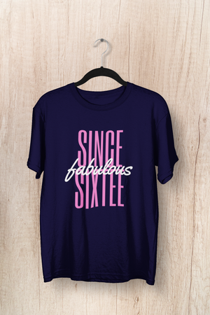 60th Birthday Gift Idea for Mom - Fabulous Since 'Sxitee T-shirt