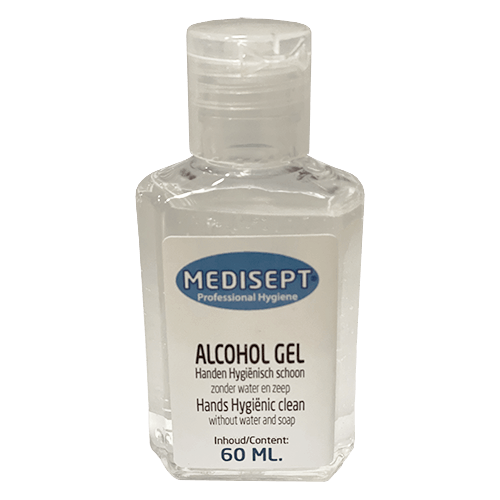 Medisept Alcohol Gel 60ml